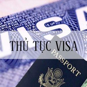 Thủ Tục Xin Visa Tại Việt Nam