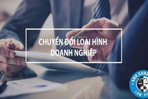 Thủ Tục Chuyển đổi Loại Hình Doanh Nghiệp ánh Sáng Việt