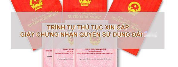 cấp mới sổ đỏ tại quận Nam Từ Liêm