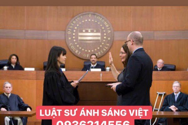 Luật Sư Bào Chữa Cho Bị Can, Bị Cáo Trong Vụ án Hình Sự